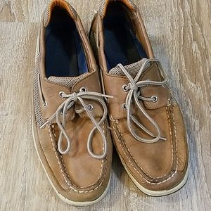 Sperry Top-Sider ~ Leather Boat Shoes